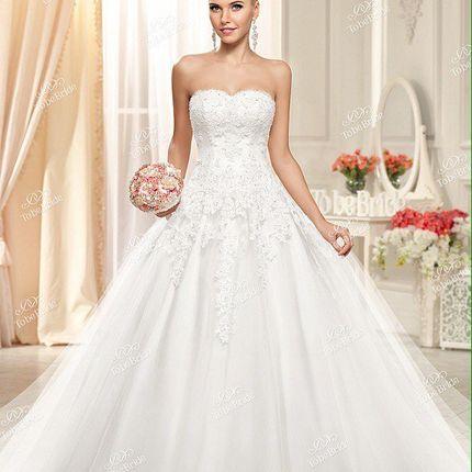 Свадебное платье А850