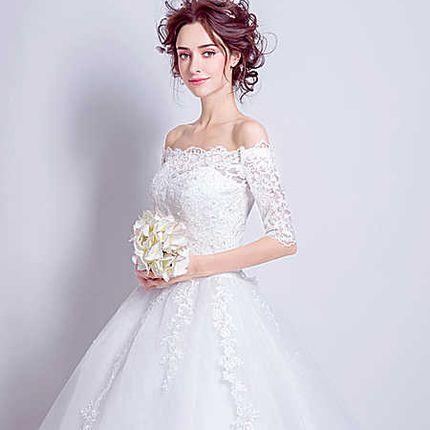 Свадебное платье - модель А859  аренду