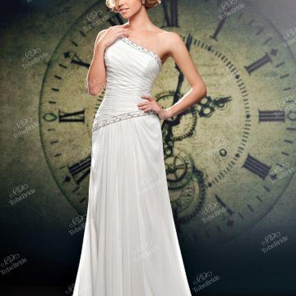 Свадебное платье - модель А860 в аренду