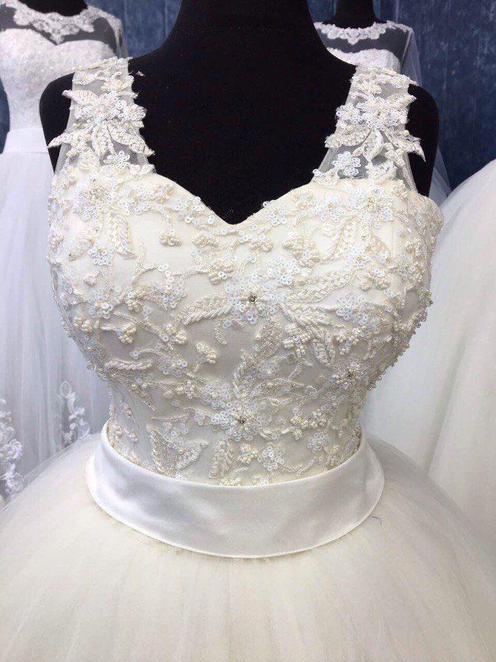 Аренда свадебного платья, модель А869
