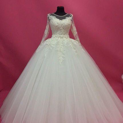 Аренда свадебного платья, модель А871