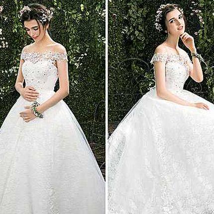 Свадебное платье, мод. А878