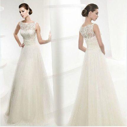 Свадебное платье - модель А884 в аренду