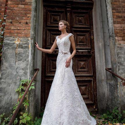 Свадебное платье, мод. А901