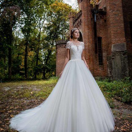 Свадебное платье - модель А903 в аренду