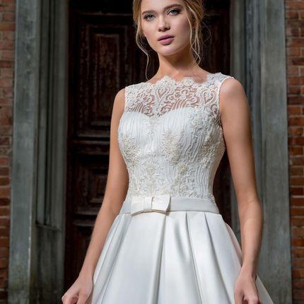 Свадебное платье - модель А904 в аренду