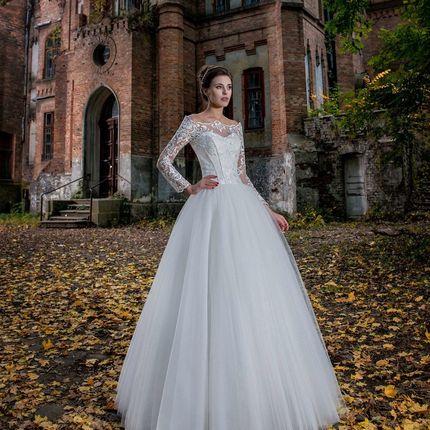Свадебное платье, модель А921