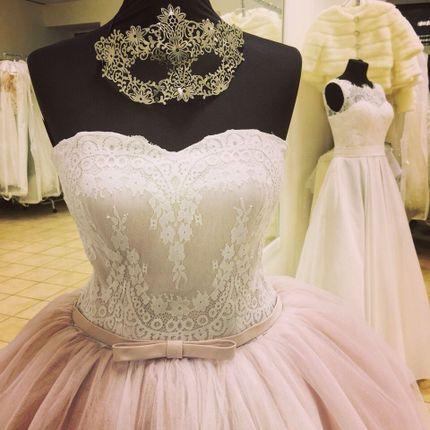 Аренда свадебного платья, модель А928
