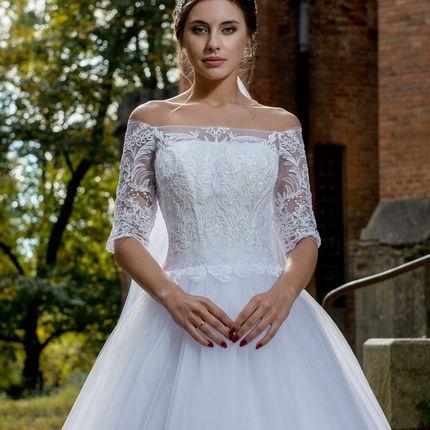 Прокат свадебного платья, модель А930