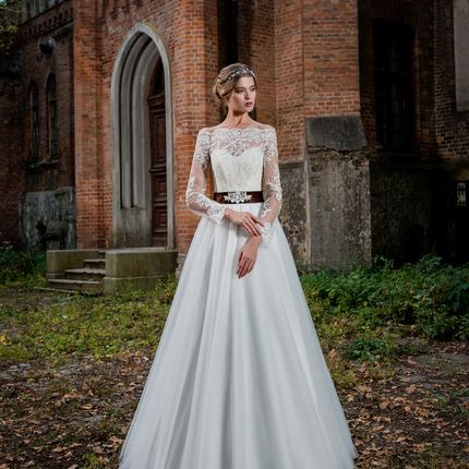 Свадебное платье, модель А931