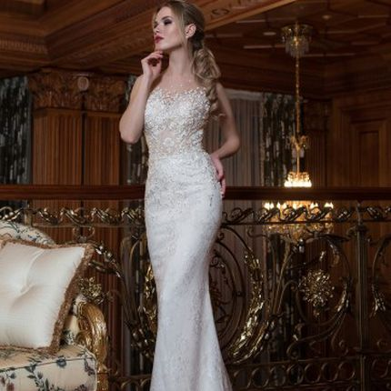 Свадебное платье, модель А933