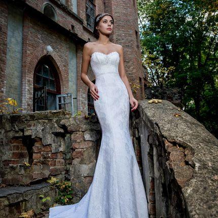 Прокат свадебного платья, модель А936
