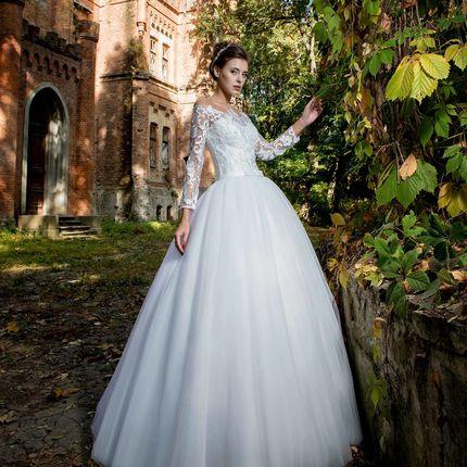 Аренда свадебного платья, модель А938