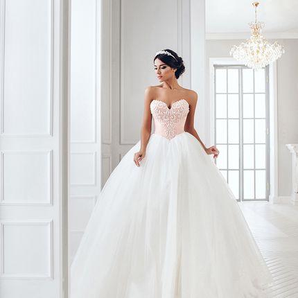 Свадебное платье в аренду, арт. А989