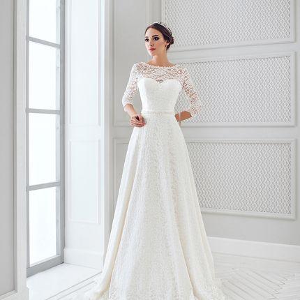 Свадебное платье в аренду, арт. А990