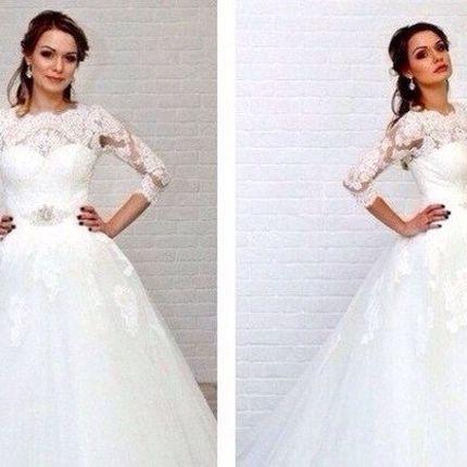 Свадебное платье, арт. А1004