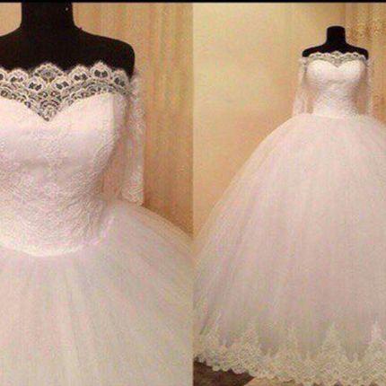 Свадебное платье, арт. А1006