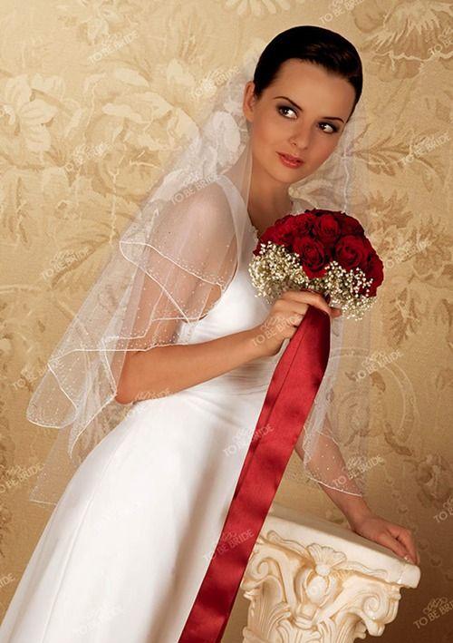 Свадебная фата, арт.1039