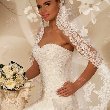 Свадебная фата, арт.1048