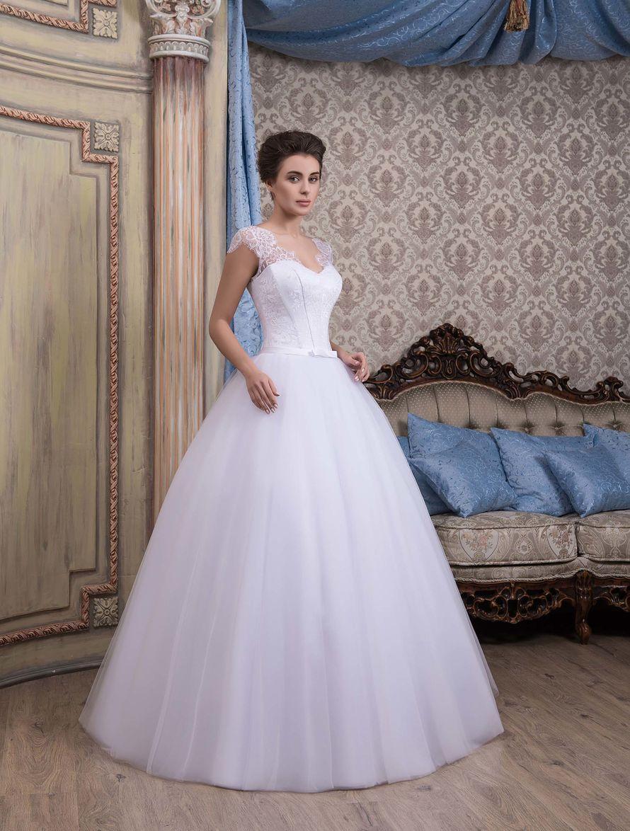 Свадебное платье в аренду, арт.1063