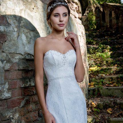 """Свадебное платье """"рыбка"""", арт. 1067"""