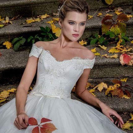 Пышное свадебное платье, арт. 1078