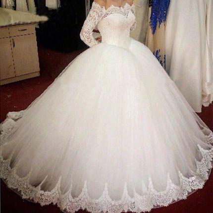 Пышное свадебное платье, арт. А1091