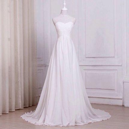 Длинное свадебное платье, арт. А1092