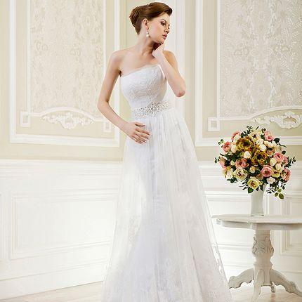 Свадебное платье русалка, арт. А1135