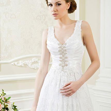 Длинное свадебное платье А1149