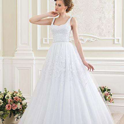 Пышное свадебное платье А1163