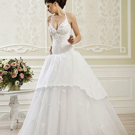 Пышное свадебное платье А1166