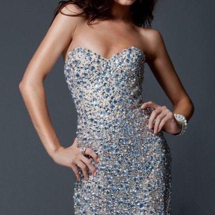 Прокат вечернего платья от Jovani А1175