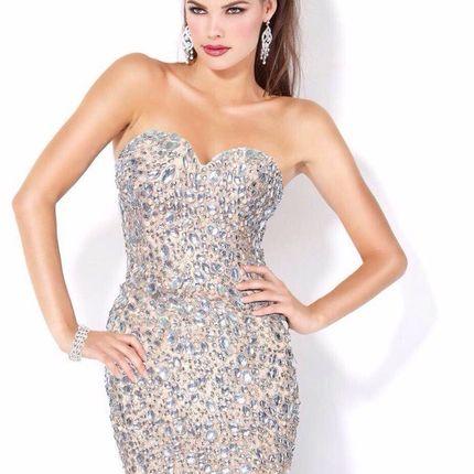 Прокат вечернего платья от Jovani А1177