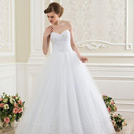 Пышное свадебное платье А1191