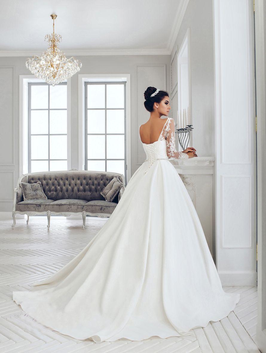 Свадебное платье А1231. Покупка НОВОГО 22.500р. Прокат свадебных платьев от 1.900 р до 14.500р на три дня. Есть отдельно ряд платьев для проката! - фото 17144290 Свадебный салон InLove