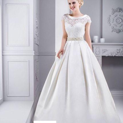 Свадебное платье в пол А1238