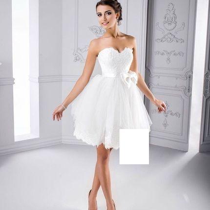 Платье короткое А1239 прокат
