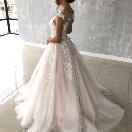 Свадебное платье пышное А1243