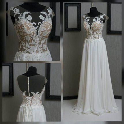 Платье в пол А1245 прокат