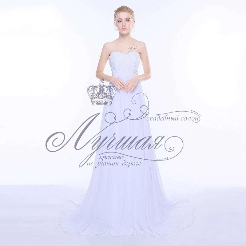 Свадебное платье А1328. Покупка НОВОГО 18.500р. Прокат свадебных платьев от 1.900 р до 14.500р на три дня. Есть отдельно ряд платьев для проката! - фото 17607078 Свадебный салон InLove