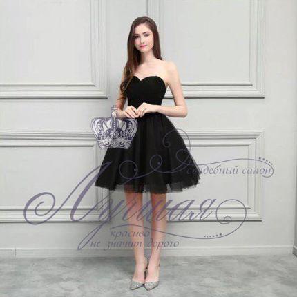 Вечернее платье на прокат А1335