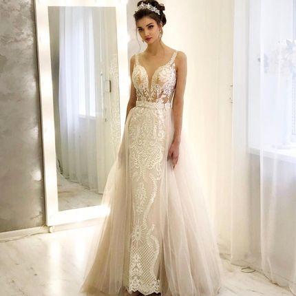 Свадебное платье-трансформер А1396