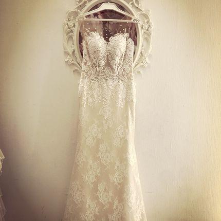 Свадебное платье силуэта рыбка А1432