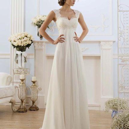 Платье в стиле ампир А1536