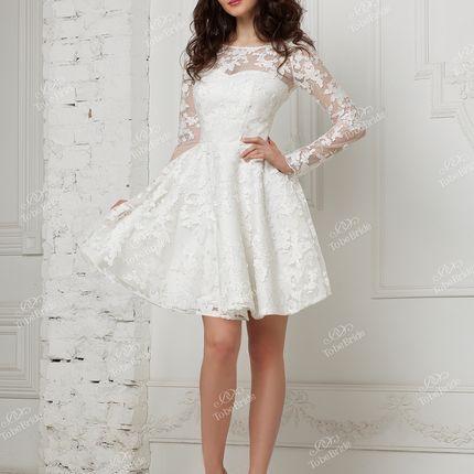 Короткое платье А1623 прокат
