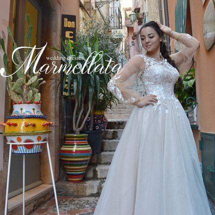 Платье пышное А1659 прокат