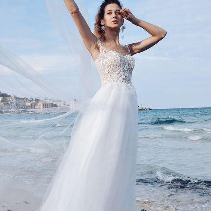 Платье длинное А1667