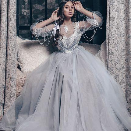 Свадебное платье-трансформер А1745 прокат