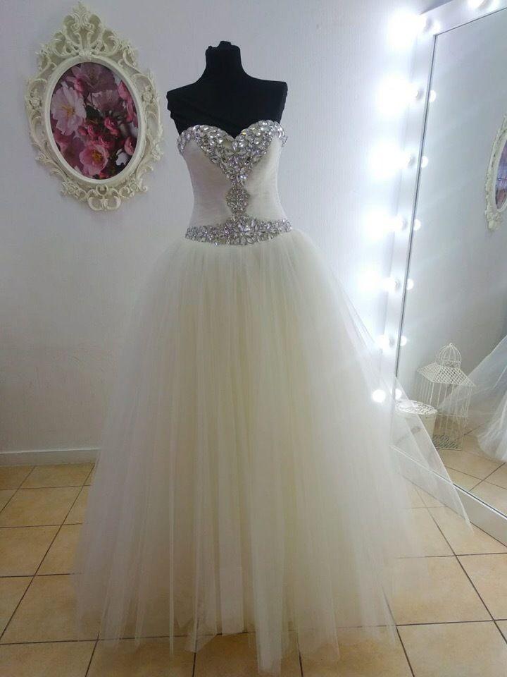 Платье пышное А1808